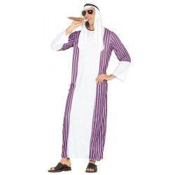 Déguisement cheikh arabe homme taille M-L Déguisements 80067
