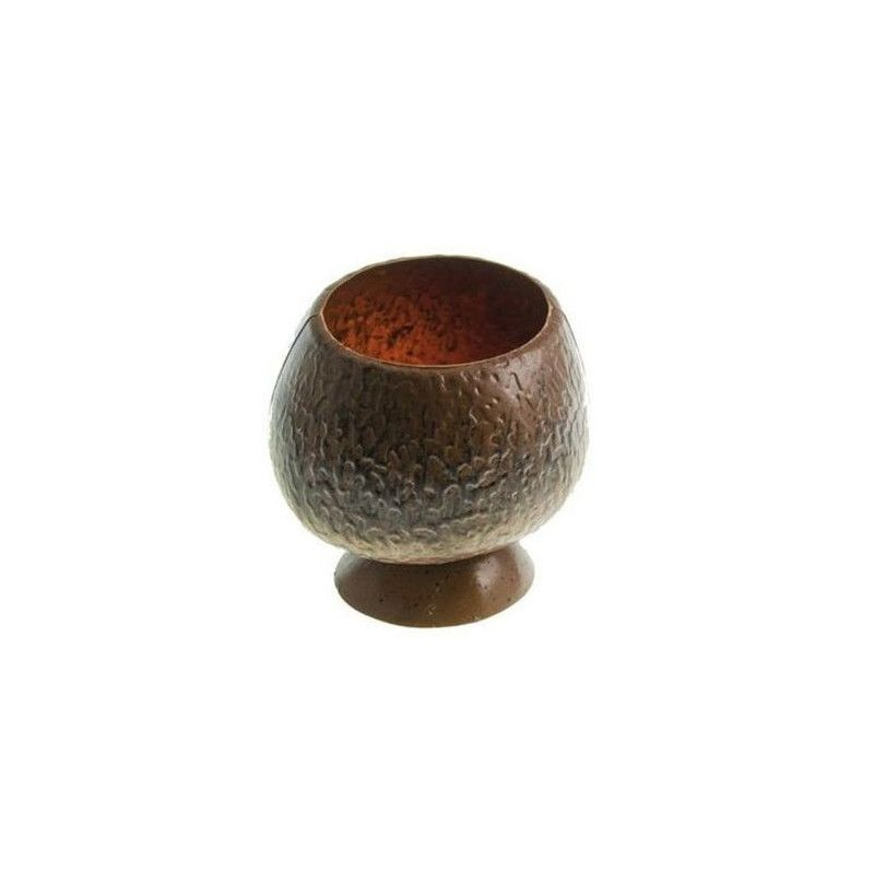 Contenant noix de coco Déco festive 80082