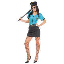 Déguisement policière sexy femme taille M Déguisements 80253