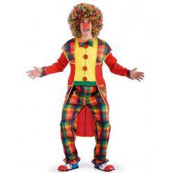 Déguisement clown homme taille M Déguisements 80379