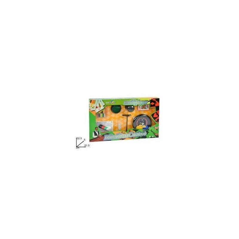 Jouets et kermesse, Coffret minibox casino, 8038604, 6,85€