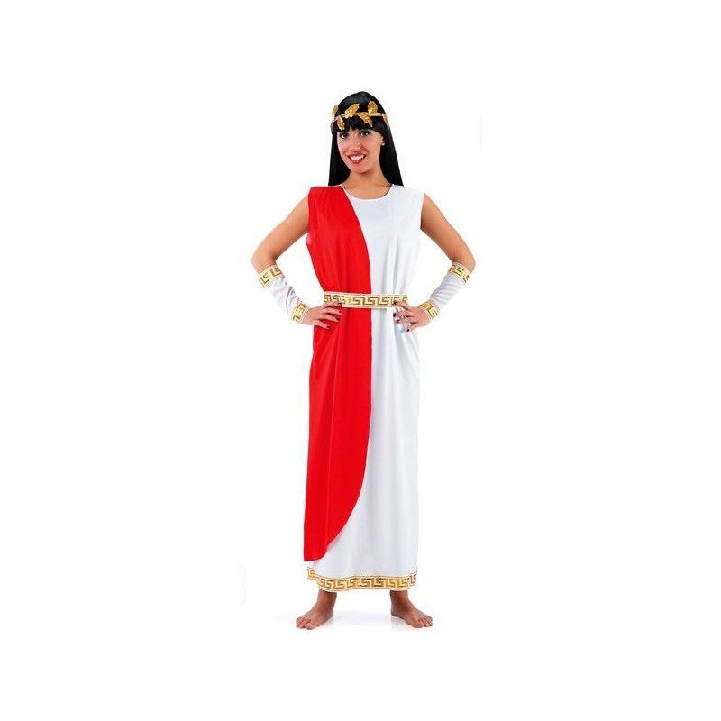 Déguisement romaine blanche femme taille M-L Déguisements 80396