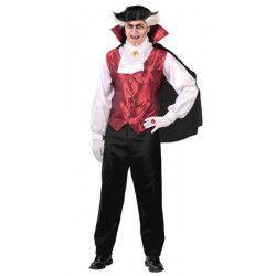 Déguisement Dracula homme taille L Déguisements 80576