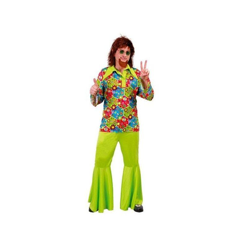 Déguisements, Déguisement hippie homme, 80631, 27,90€