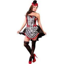 Déguisement burlesque femme taille M-L Déguisements 80669