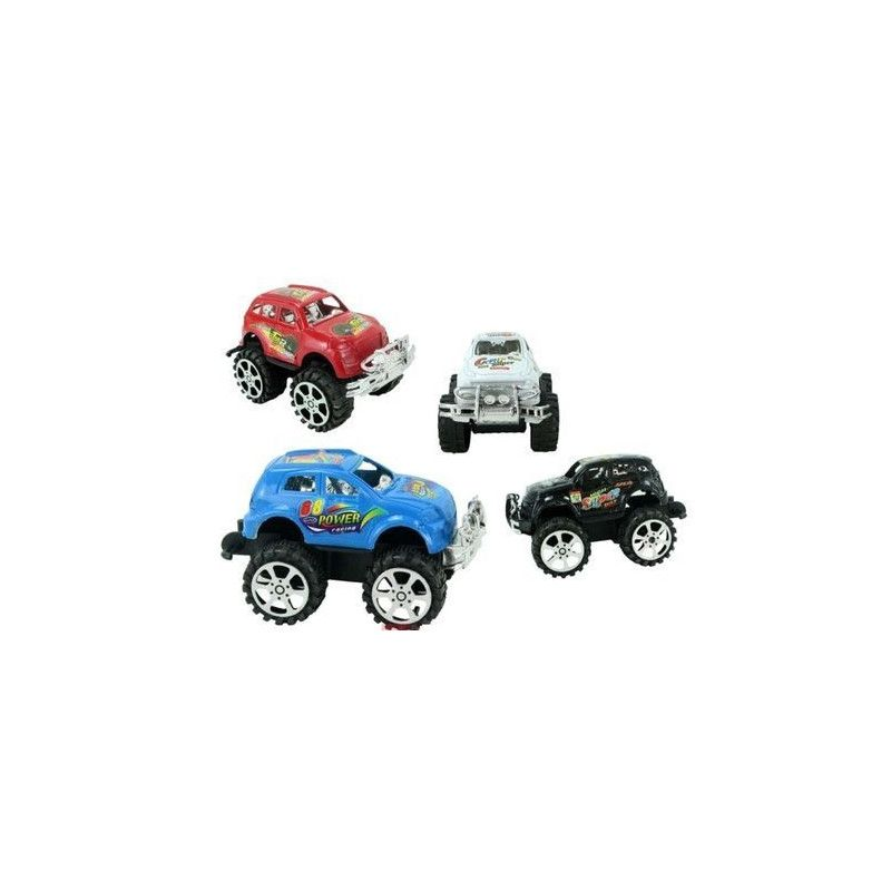 Voiture jeep monster 9.5 cm kermesses vendue par 24 Jouets et kermesse 8069