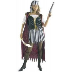 Déguisement pirate femme avec cape Déguisements 80776