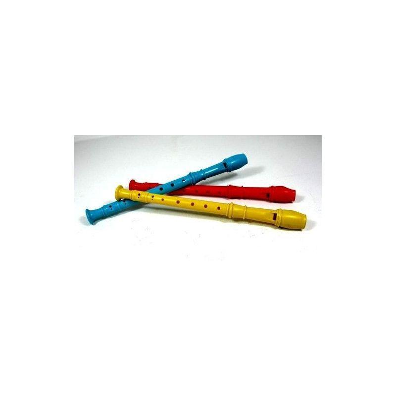 Flute à bec plastique 30 cm vendue x 24 Jouets et articles kermesse 8080
