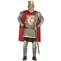 Déguisement roi médiéval homme taille L Déguisements 80848