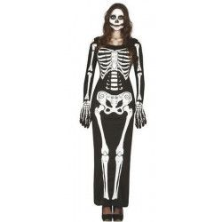 Déguisement squelette femme Déguisements 80948