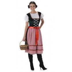 Déguisement bavaroise femme taille M-L Déguisements 81060-83181