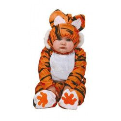 Déguisement tigre bébé 6-12 mois Déguisements 81086