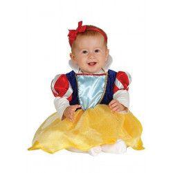Déguisement princesse bébé 6-12 mois Déguisements 81090
