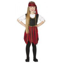 Déguisement pirate fille 7-9 ans Déguisements 81221