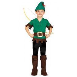Déguisements, Déguisement archer garçon 5-6 ans, 81241, 22,90€