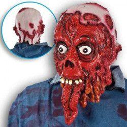 Accessoires de fête, Masque zombie ensanglanté, 1191, 26,50€