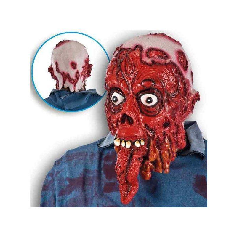 Masque zombie ensanglanté Accessoires de fête 1191