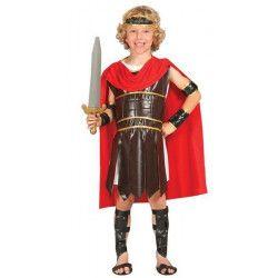 Déguisements, Déguisement centurion garçon 7-9 ans, 81512, 24,50€