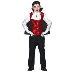 Déguisement Dracula garçon 7-9 ans Déguisements 81821