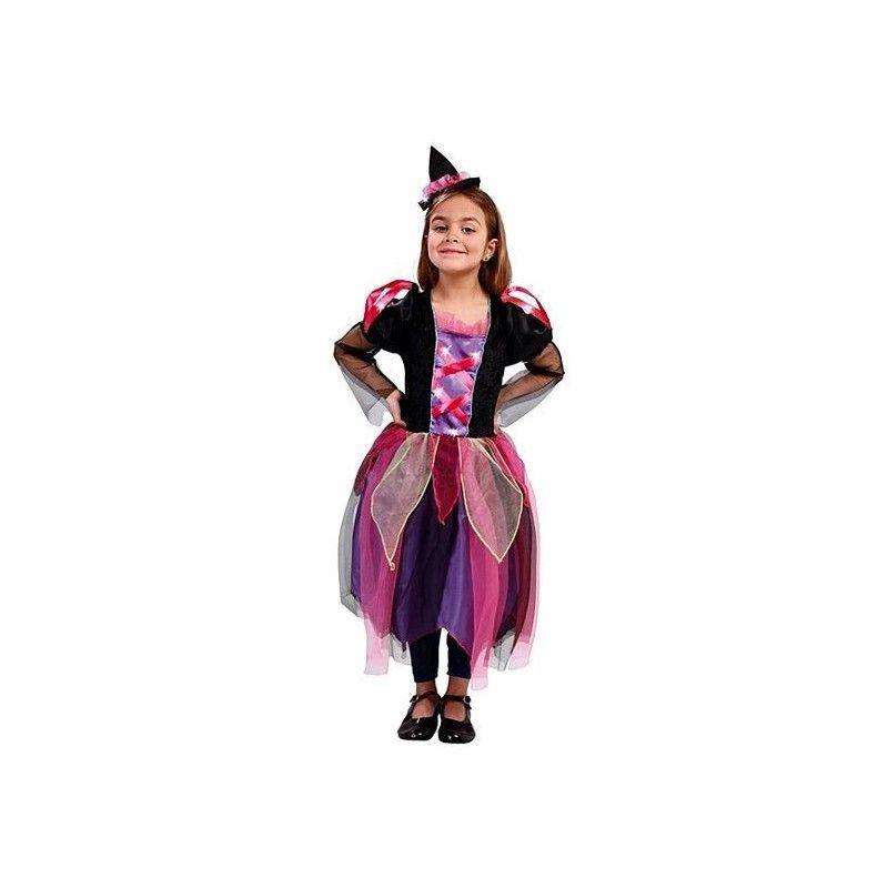 Déguisement mini sorcière fille 7-9 ans Déguisements 81831