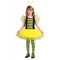 Déguisements, Déguisement abeille fille 10-12 ans, 81848, 19,90€