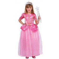Déguisement princesse rose fille 4-6 ans Déguisements 81856