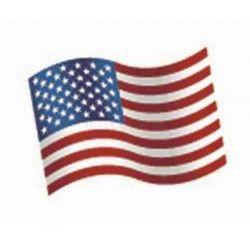 Confettis de table drapeau usa Déco festive 82006