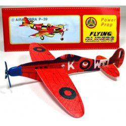 Avion à monter en polystyrène vendu par 48 Jouets et articles kermesse 8201-LOT