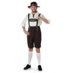 Déguisement bavarois homme taille S Déguisements 82044-83188
