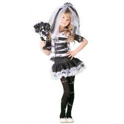 Déguisement mariée halloween fille 4-6 ans Déguisements 82536
