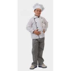 Déguisement cuisinier enfant 7-9 ans Déguisements 82582
