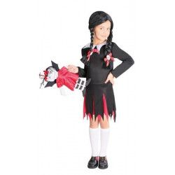 Déguisement robe noire halloween enfant 7-9 ans Déguisements 82594GUIRCA
