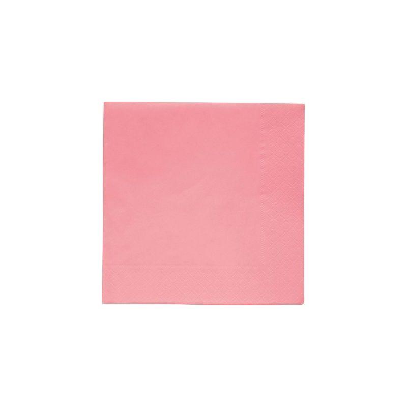 Déco festive, Serviettes papier rose, 120735, 1,50€