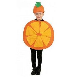 Déguisement fruit orange enfant 3-4 ans Déguisements 82686