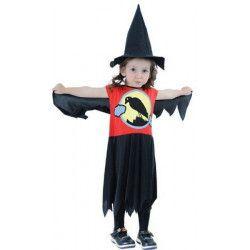 Costume baby sorcière 3-4 ans Déguisements 82713