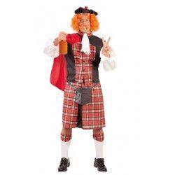 Déguisement écossais homme taille unique Déguisements 82892