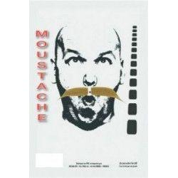 Moustache blonde de gaulois Accessoires de fête 8301000
