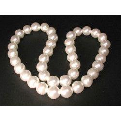 Accessoires de fête, Collier en perles Monaco, 83250130, 8,50€