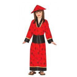 Déguisement kimono chinois fille 3-4 ans Déguisements 83280