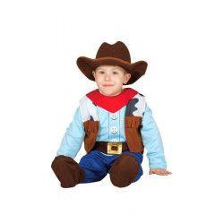 Déguisement cowboy bébé 6-12 mois Déguisements 83304GUIRCA