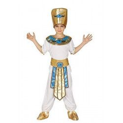 Déguisements, Déguisement Pharaon garçon 7-9 ans, 83366, 23,90€