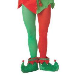 Collants Elf adulte taille unique Accessoires de fête 841452-55