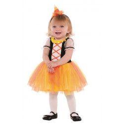 Déguisement citrouille bébé fille 2-3 ans Déguisements 841840-M