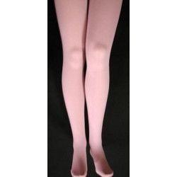 Collants rose pâle opaque S-M Accessoires de fête 842507307