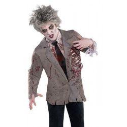 Veste zombie homme taille unique Déguisements 843423-55
