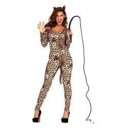 Déguisement léopard femme taille S-M Déguisements 84369