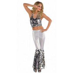 Déguisement reine du disco femme taille M-L Déguisements 844153
