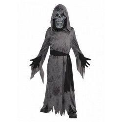 Déguisement fantôme noir effrayant garçon 8-10 ans Déguisements 845676