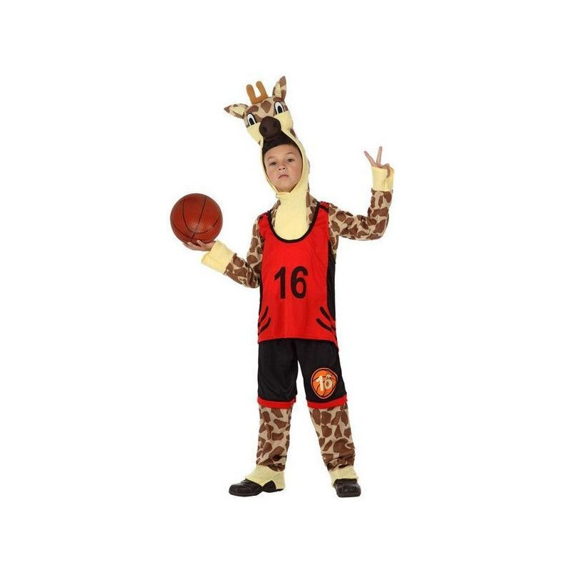 Déguisement de girafe sportive garçon 3-4 ans Déguisements 12216