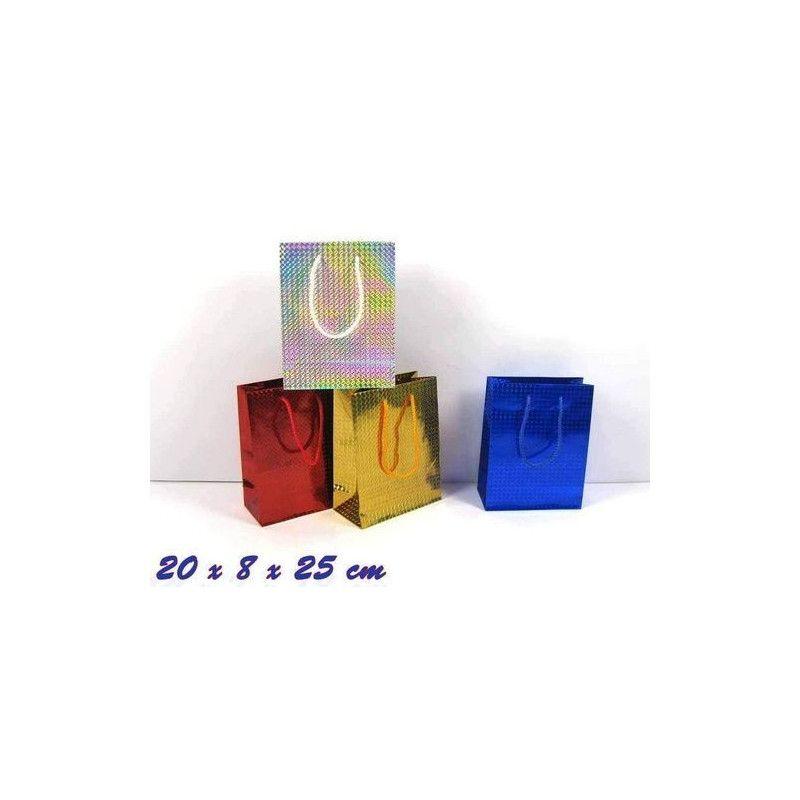 Sacs laser dimension 20x8x25 cm Jouets et articles kermesse 122460